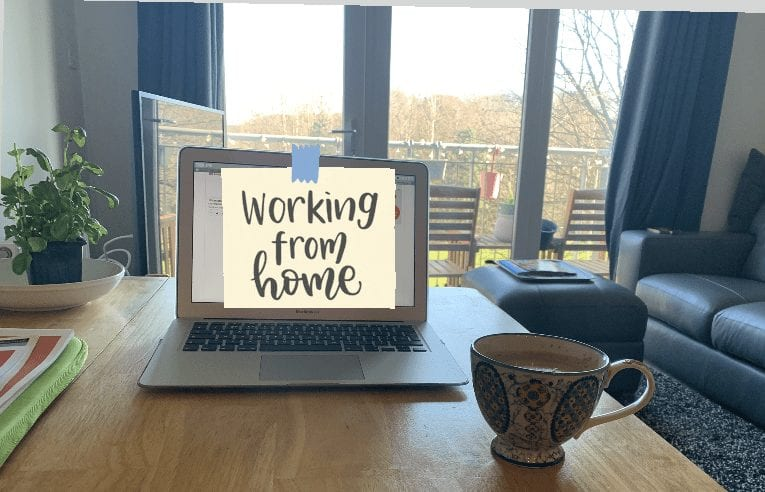 How to survive working from home during a pandemic