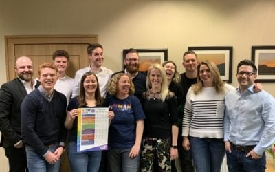 Flying the flag for real inclusion: Our LGBT Charter Journey Part 2